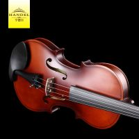 Violin Students, solid wood violin, pure handmade solid wood violin, beginner violin, children beginners, solid wood