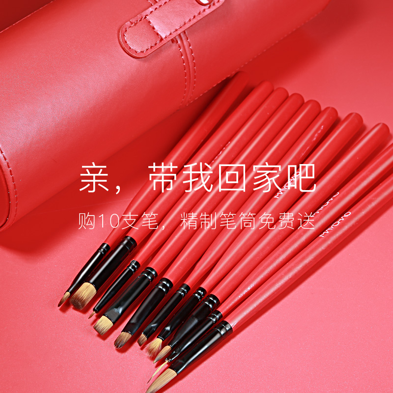 Manicure kit full nail brush paibi Lahua drill gel carved painting