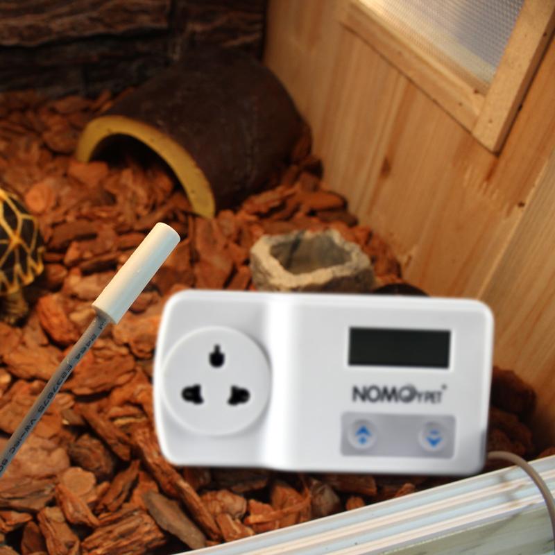 Schildkröten reptilien an thermostat eidechsen schildkröten box box temperaturregler reptilien Keramik - heizung und Licht thermostat