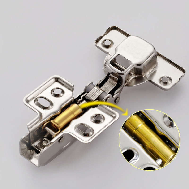Damping 304 stainless steel hinge buffer, aircraft hinge, hydraulic pipe cabinet, wardrobe loose leaf mail