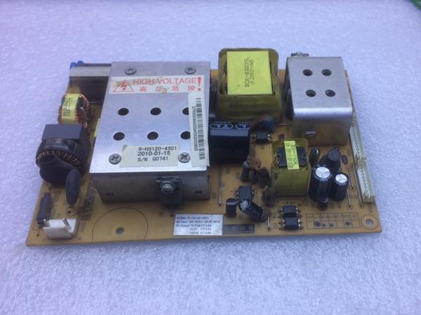 Changhong LT3271032 pouces de télévision à affichage à cristaux liquides le circuit élévateur haute tension d'alimentation de la plaque de rétroéclairage de pièces