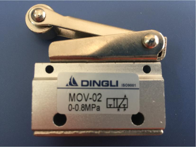 Dingli pneumatischen Komponenten MOV-02 mechanischen ventil - mechanischen ventil zwei Dreier de gast - Schwimmer