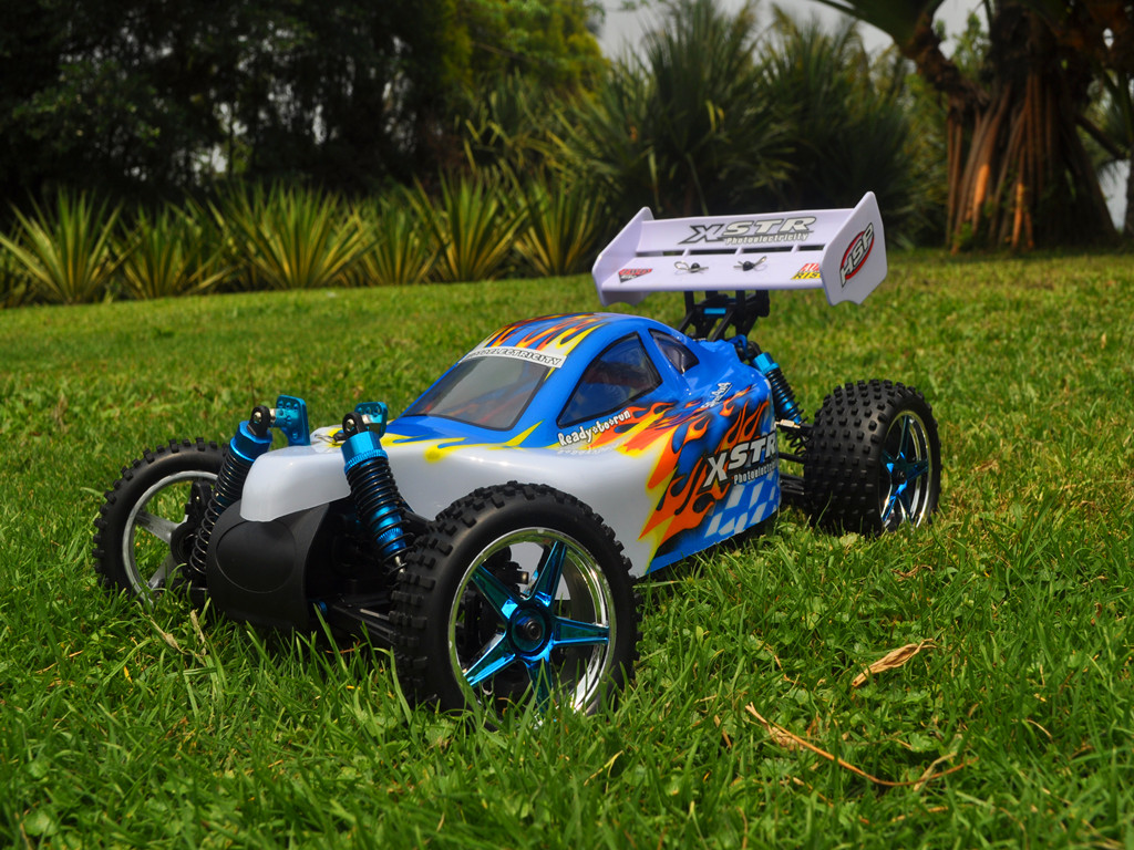 HSP unlimited 1/10 electric four-wheel drive remote control car 94107 (PRO) brushless off-road vehicle model