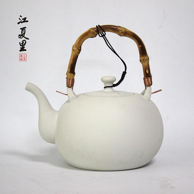 Ollas de barro cocido de té de burbujas de agua hirviendo, hervidor de agua y horno eléctrico de cerámica la cerámica tetera eléctrica de salud.