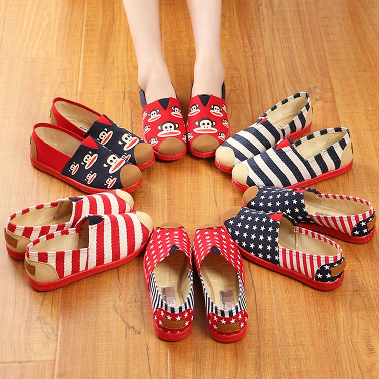 天天特价透气女工作鞋女单鞋低帮平底休闲老北京布鞋女软底鞋棉鞋