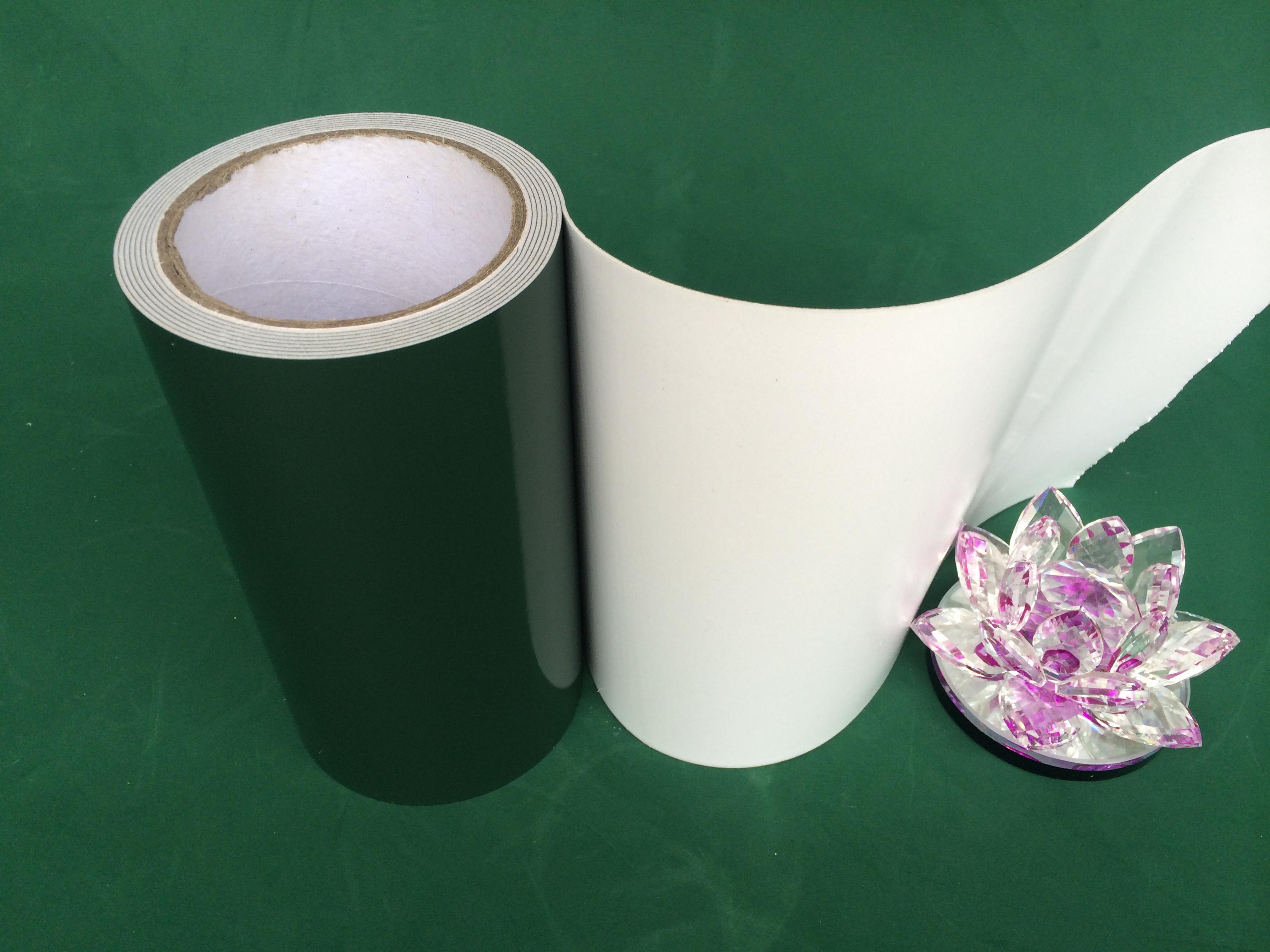 grön film självhäftande tejp (svamp 2/10/15/20/30CM dubbelsidig tejp på hög och 20 meter långa och breda