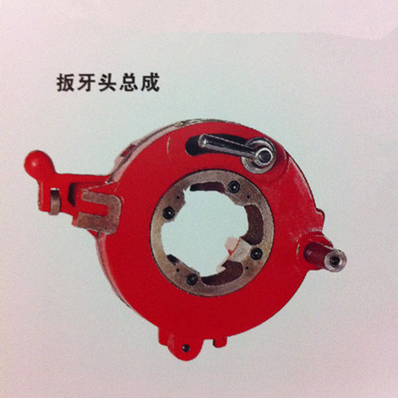 Die head 2 inch electric pipe threading machine parts die assembly general tiger tiger