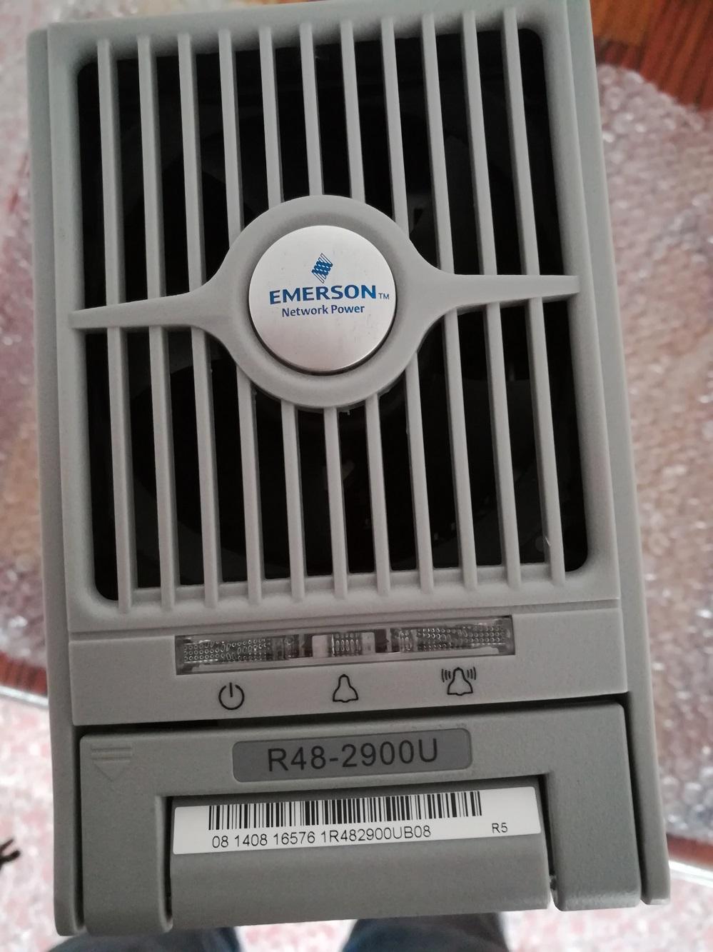 新しいエマーソン・R48-2900、R48-2900U、R48-2900M0電源モジュール