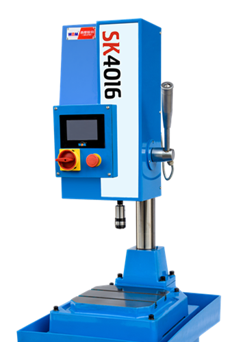 Original authentic Xiling SK4024 CNC bench tapping machine 24mm automatic tapping machine tapping machine