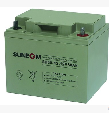 The new SUNEOM battery SH24-12UPS battery 12V24AH maintenance free lead-acid batteries