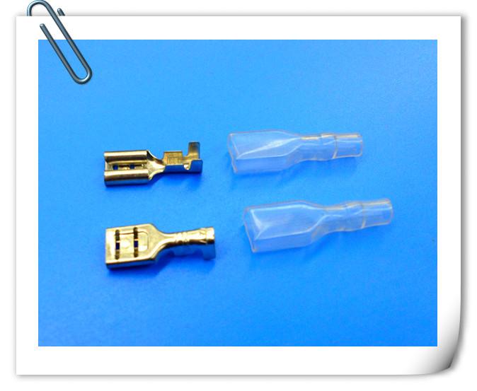 Caricatore inserito inserito schegge di 250 Batterie Primavera Primavera inserire terminale batteria batteria rivestiti di inserire