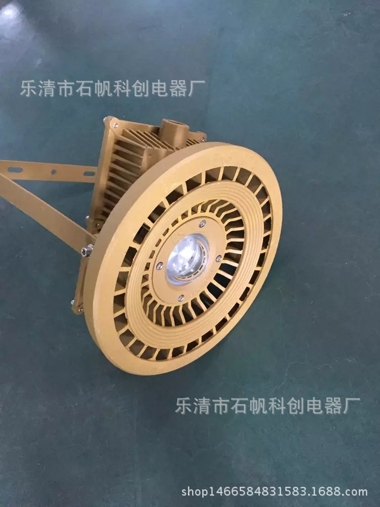 LED gas station warehouse three machine mining lamp explosion-proof lamp chandelier 30W50W100W lamp factory