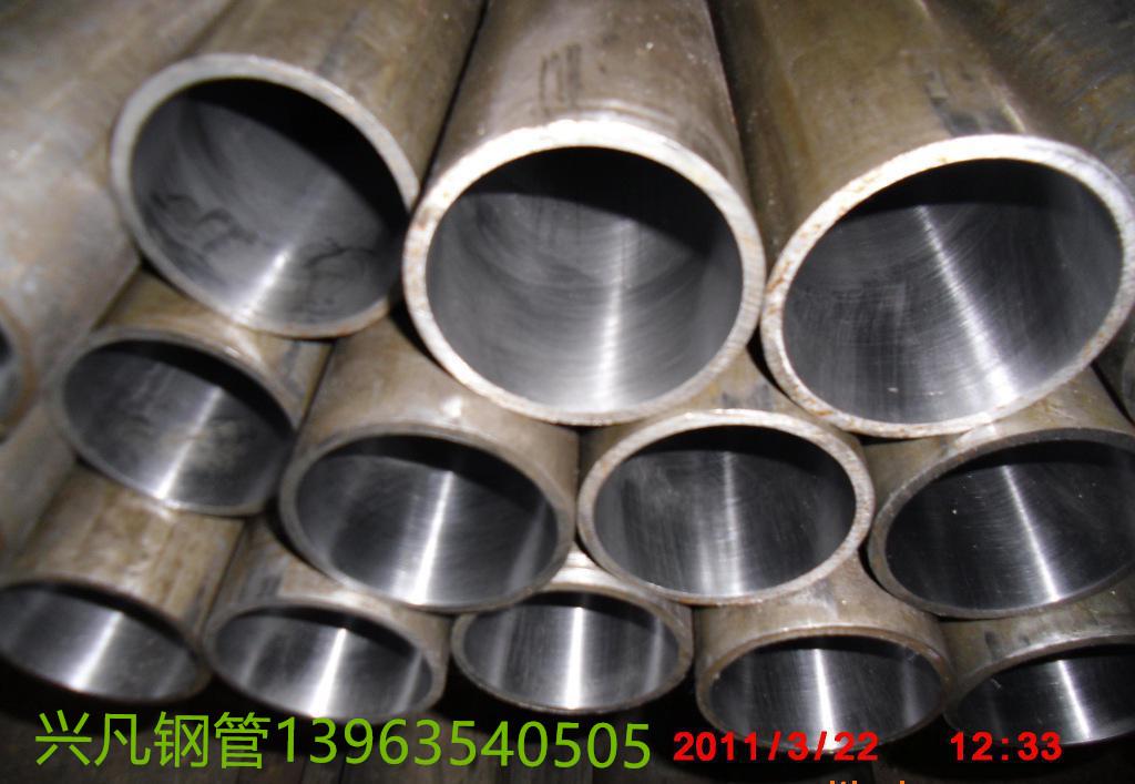 Jiangsu un abundante suministro de tubos de acero inoxidable de rectificado de cilindro rectificado de precisión tubo cilindro de pistón.