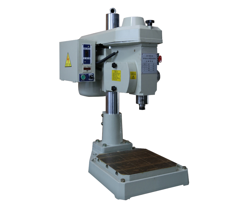 6516 gear type tapping machine, automatic tapping machine, multi axis tapping machine, precision gear tapping machine, wire tapping machine