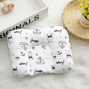 婴儿防偏头定型枕宝宝幼儿童矫正护头型新生儿枕头神器0-1-3-6岁