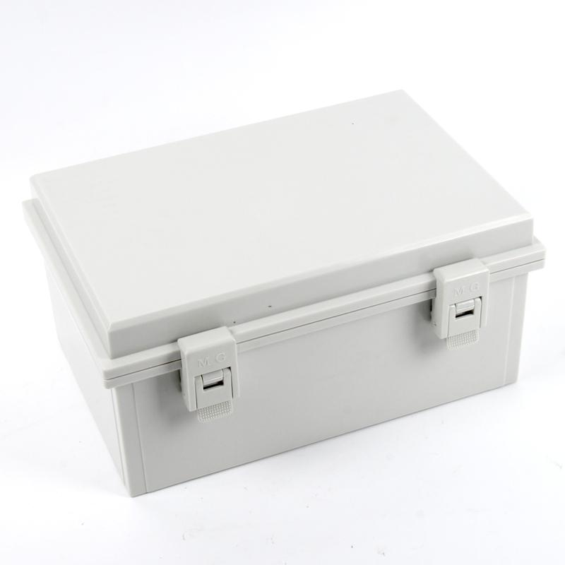 * * la bisagra tipo 280 190 130 la hebilla del cinturón industrial de la impermeabilización de la Caja de empalmes de cajas de cambio de caja impermeable de plástico