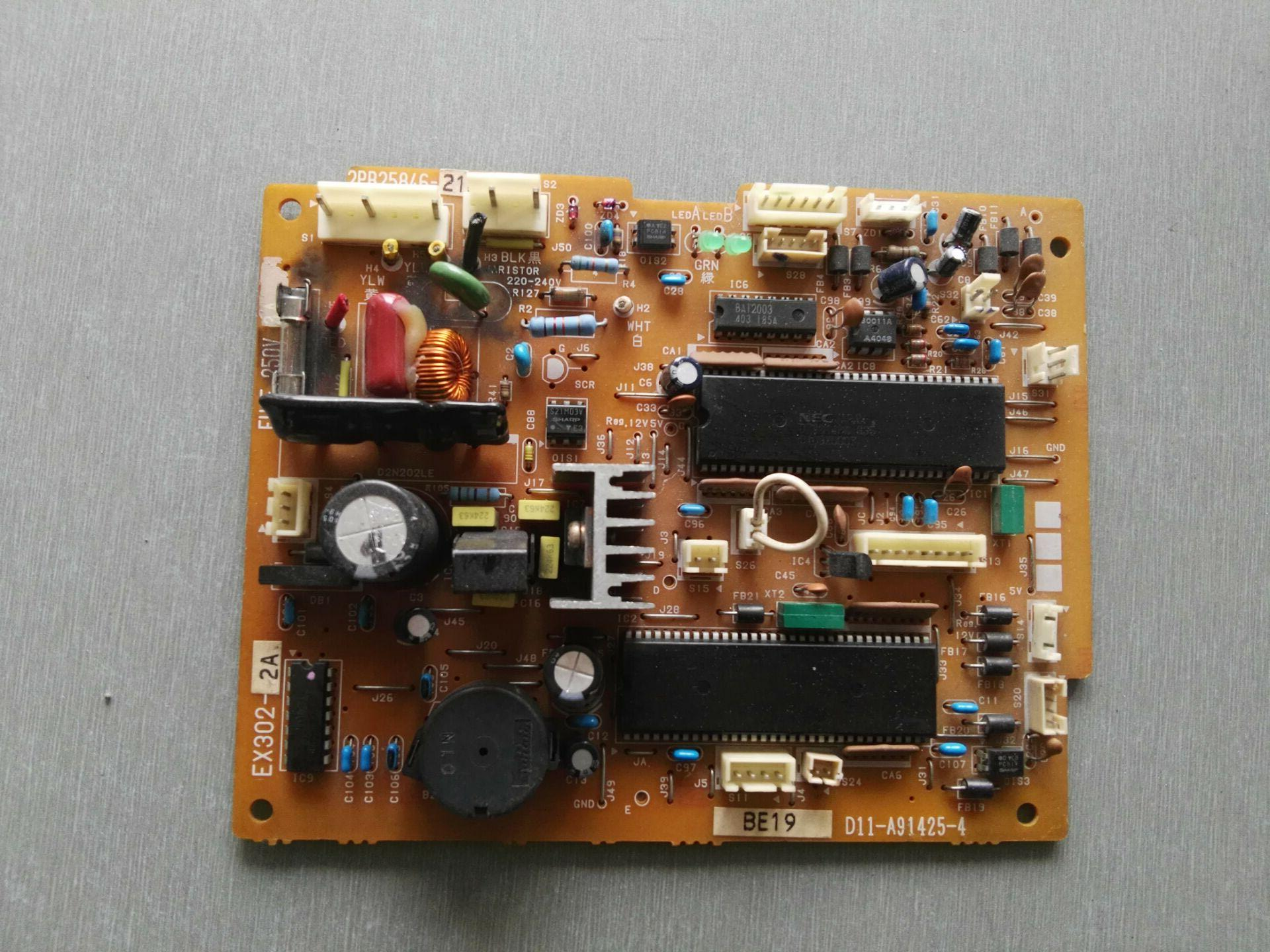 Daikin klimaanlagen die computer An Bord 2PB25846-21EX302-2Ad11-a91425-4 Vorstand Teile