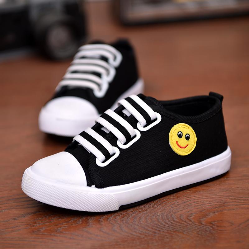童鞋单鞋童帆帆布鞋休