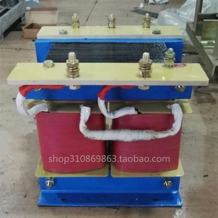A 110v, 220V transformadores monofásicos BK-50KVA transformador de Control variable de dos fuentes de alimentación 380v 115v 50kw