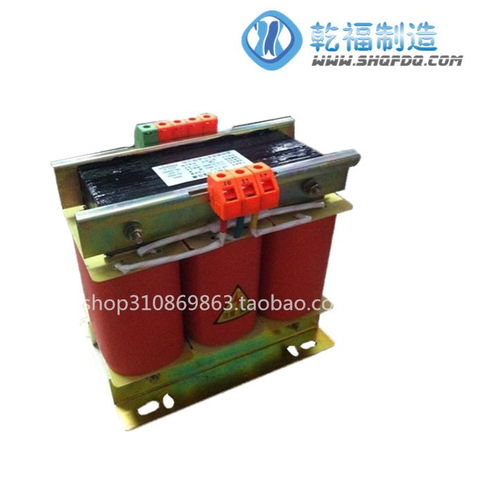 Control transformer 3KWKVA415V to 380V three-phase power supply 3000WVA dry AC 480V change 220V