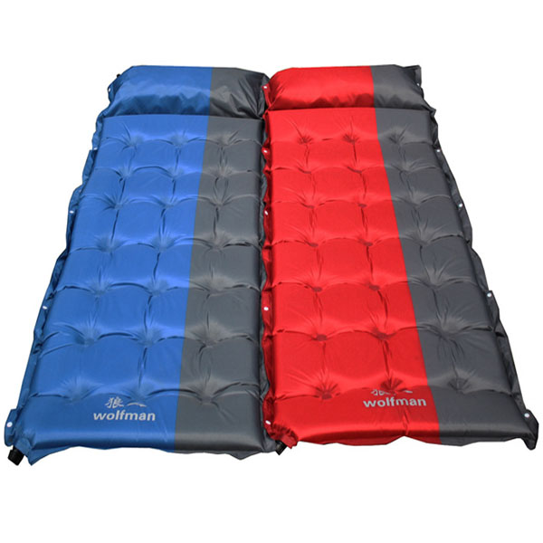Car travel car bed mattress bed bed mattress on the floor general vehicle vibration proof mattress with SUV trunk