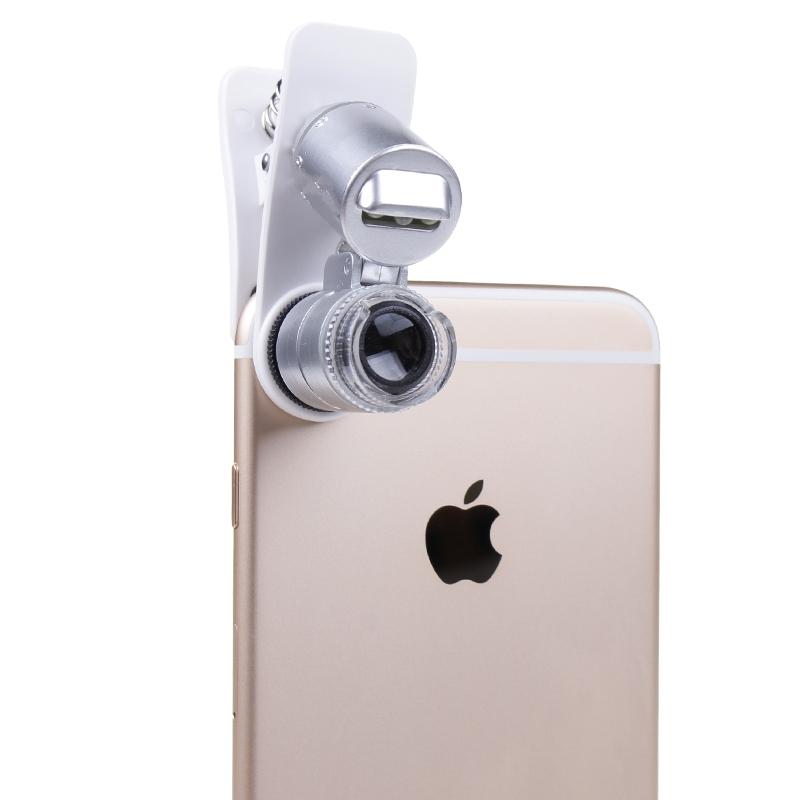 携帯用の電子の補修のミニ携帯電話の顕微鏡の高倍の高精細磁器