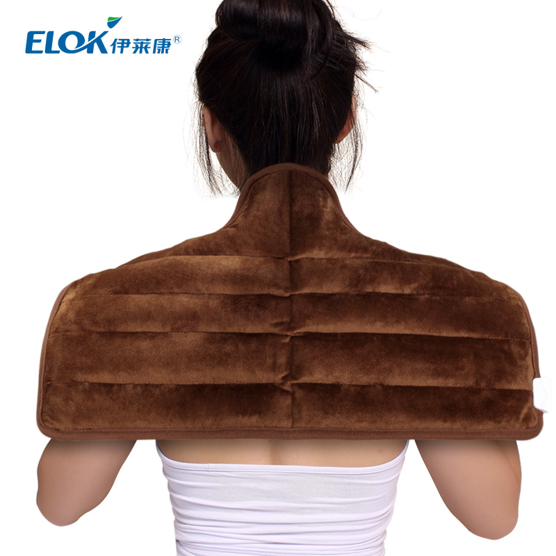 Electric heating moxibustion cervical neck neck neck shoulder shoulder bed warm hot compress electric ms.man