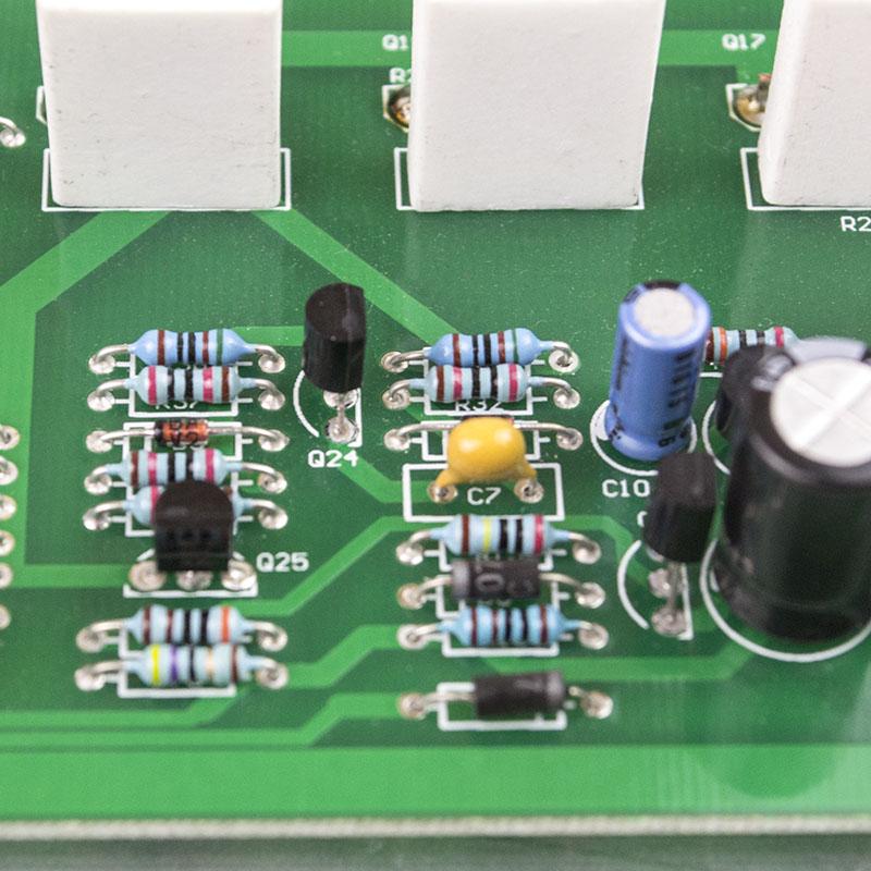tase 2 PR-800 palavik, suure võimsusega 500W/1000w analoogne võimendi a / b - klassi pardal.
