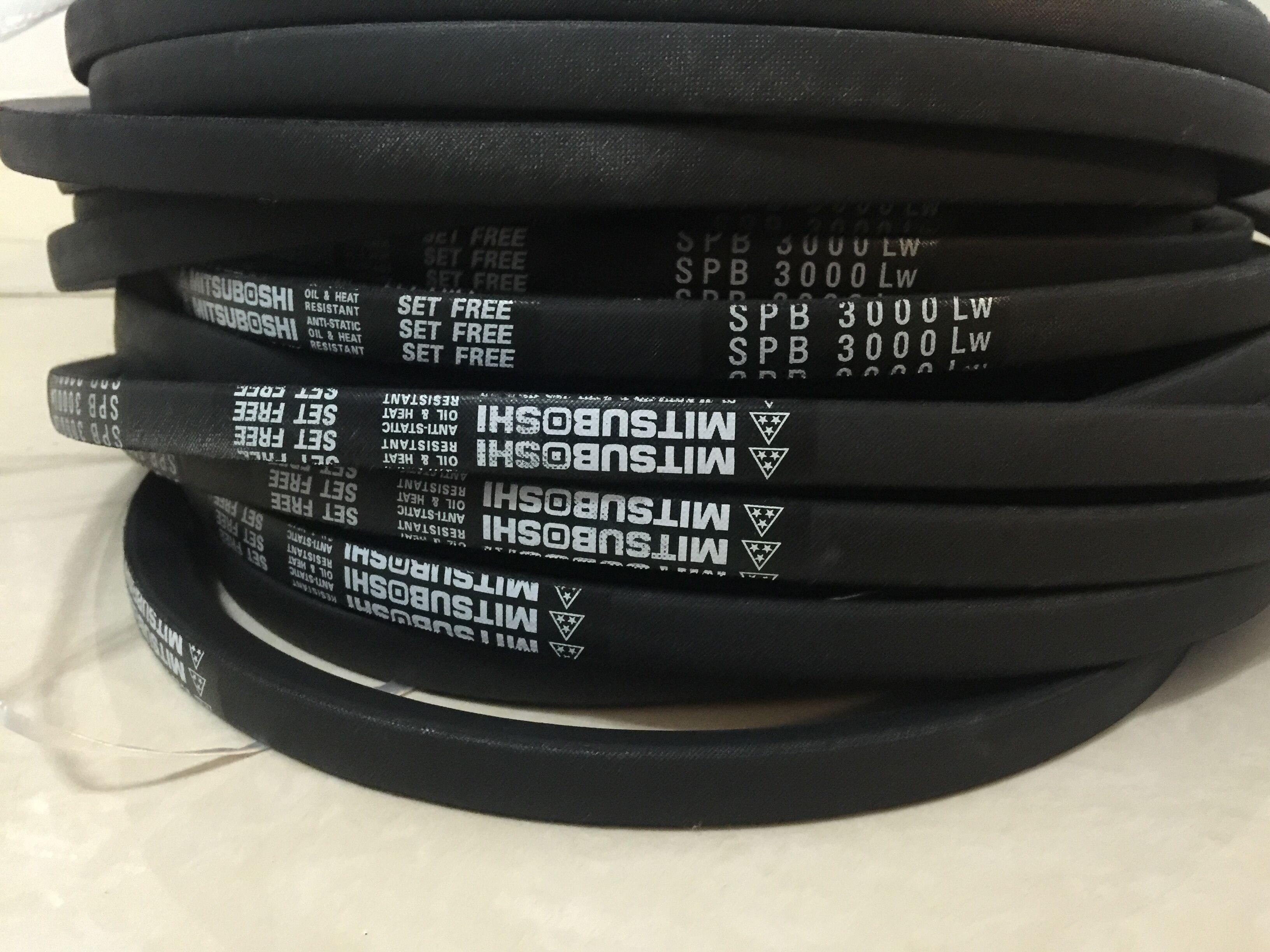 นำเข้าสายพานแอร์ / พัดลม SPB3550LW 5V1400 SPB3600LW SPB3650LW , ,