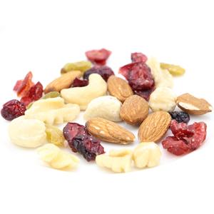 每日坚果混合坚果原味袋装坚果什锦果仁孕妇儿童零食干果25g*10袋