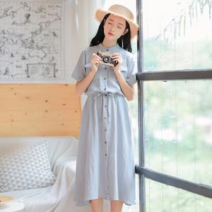 【实拍3142#售价不低于90】好质量又舒服的连衣裙
