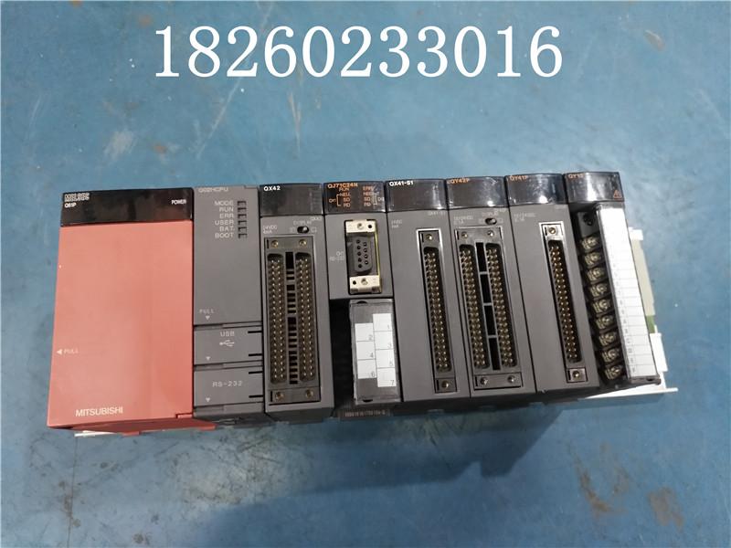 中古GEMAXの三菱QシリーズPLCQX41-S1純分きれい