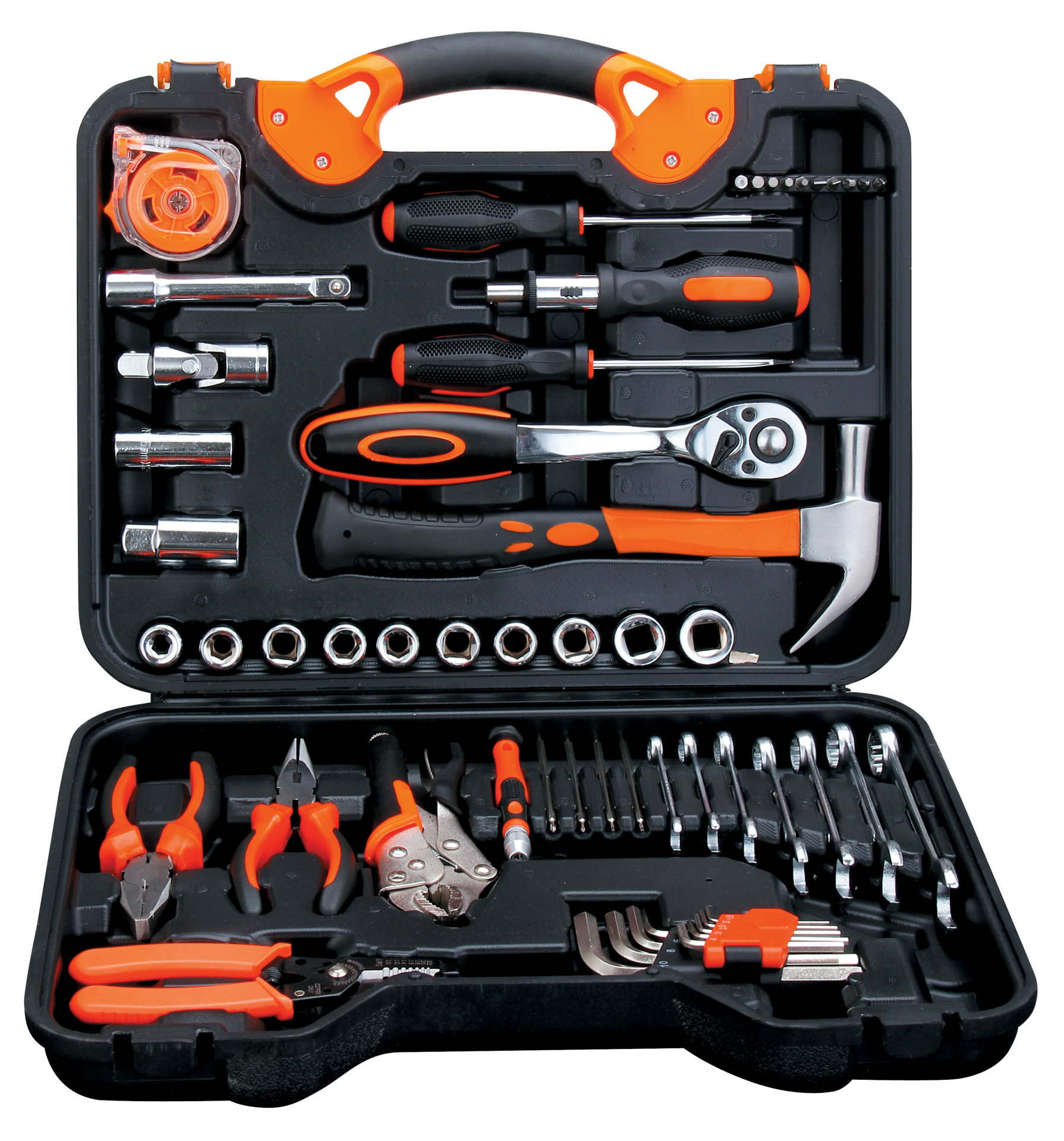 Harbaugh security gas automobile hardware combination tool set socket wrench screwdriver Home Set Kit