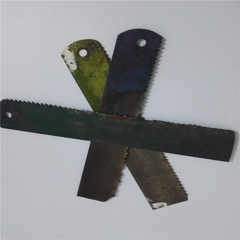 Shanghai Feng just saw high speed steel machine saw blade with 200*38*1.8W9 knife blade front just blank shipping