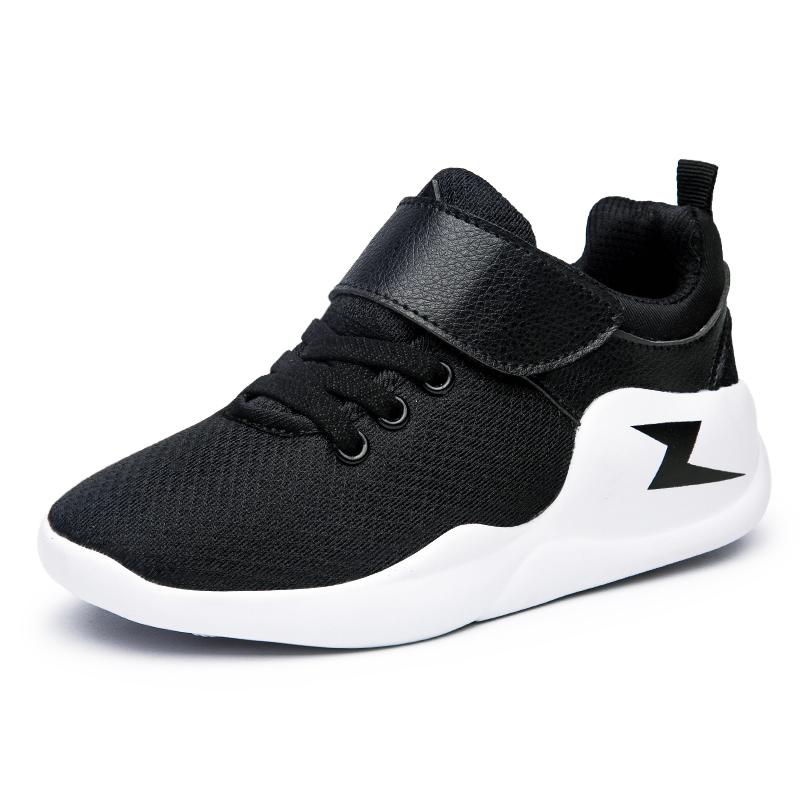 透气男童鞋秋季新款儿童休闲鞋网面大童运动鞋软底跑步鞋韩版网鞋