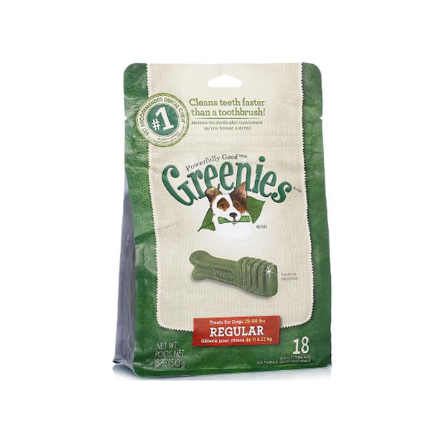 「ペット」Jcアメリカ緑のGreenies洁齿骨洁牙洁齿棒棒じゅうはち本/鞄中型犬用