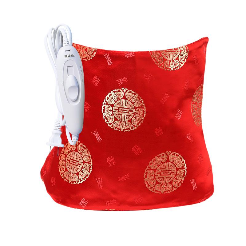 電子温湿布パッド加熱電気護ベルト保温灸暖かい宮腰腹巻腰のディスクの女
