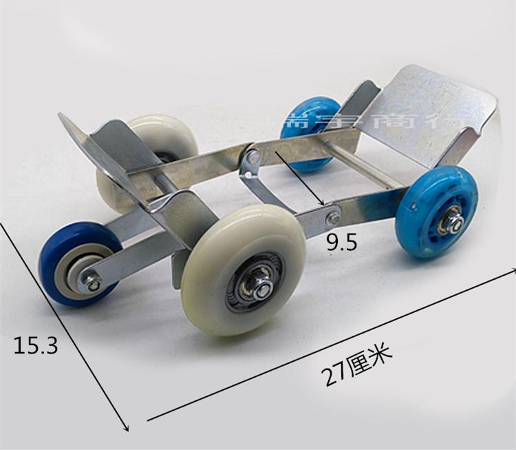 motordrivna trehjulingar med tjockare fordon däcket lilla husvagn - - platt däck husvagn...
