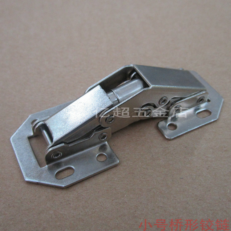 Furniture five golden hinge hinge, table hinge, mahjong table hinge, kitchen door hinge, cabinet hinge, trumpet