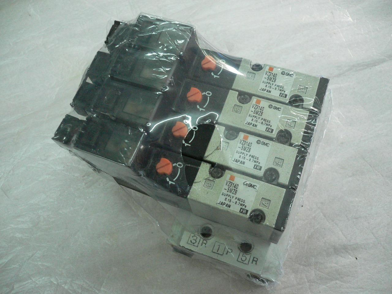 SMCVZ3140-5MZB электрический клапан