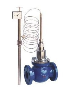 It is composed of two parts: temperature sensor and control valve. It is a kind of energy saving product which needs no external energy and adjusts automatically by the temperature change of the controlled medium. The product is suitable for the automatic control of temperature in various heat exchangers with various gases, steam, hot water, oil and so on. V230W