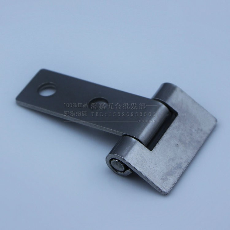 Thickening 304 stainless steel industrial heavy oven freezer cabinet hinge type T hinge folding hinge