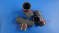 PVC plastic water pipe three 25MM/6 / water pipe joint / positive three way PVC drain pipe three joint