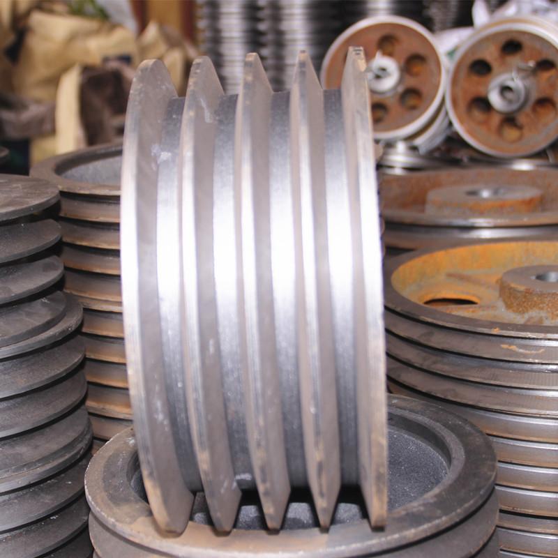Fabricantes de Venda / POLIA 4 slot slot Tipo B 4 150--500mm (vazio) POLIA de ferro fundido ou lote