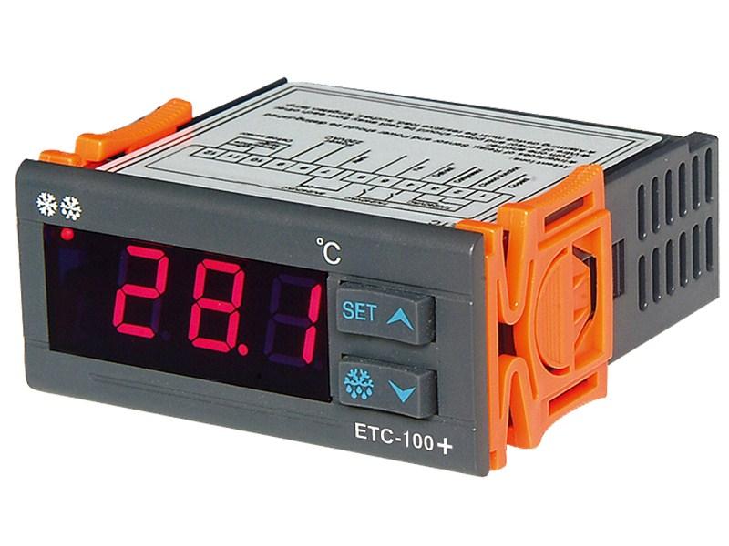 Thermostat ETC-100+ kühlschrank, kühlschrank und kalt - temperatur - controller temperaturregelung kälteanlagen