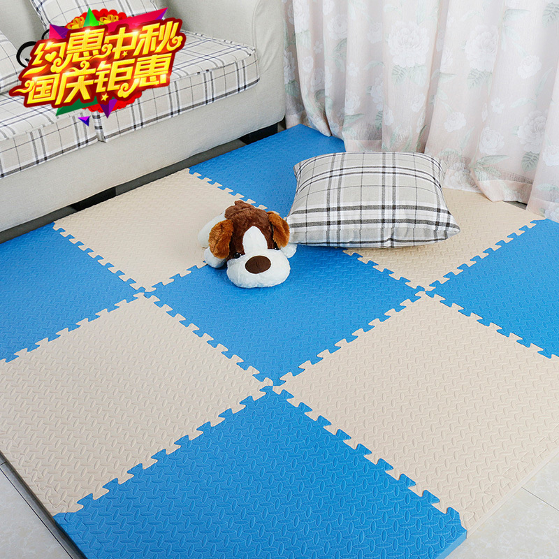 Baby size stitching mat household living room 60x60 thick foam toys children skidproof tatami