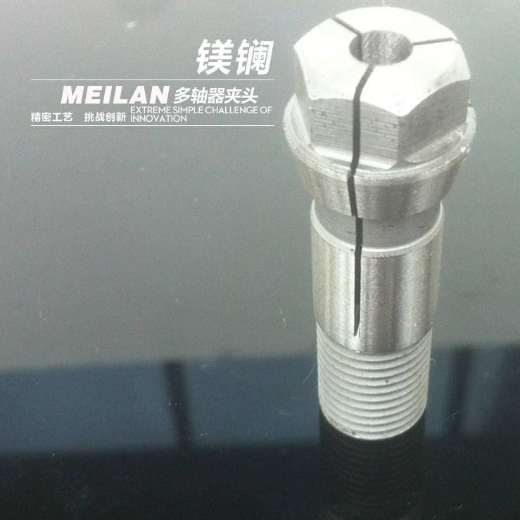 Spot supply of precision drilling wire tapping chuck CT-6 machine with multi axis servo machine collet chuck tap tapping machine