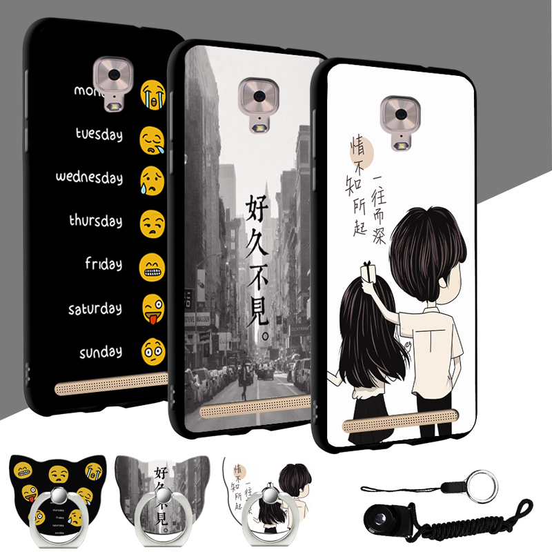 Jin M5plus mobile phone shell gold GN8001 protective sleeve M5pius soft silicone NG8OO1L puls Lanyard