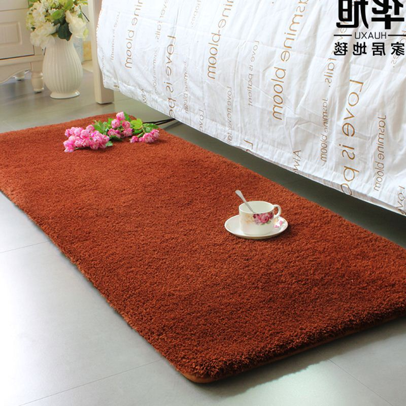 The room covered with thickened cushion blanket strip mat bedroom bedside Windows Custom Tatami Mat Pad
