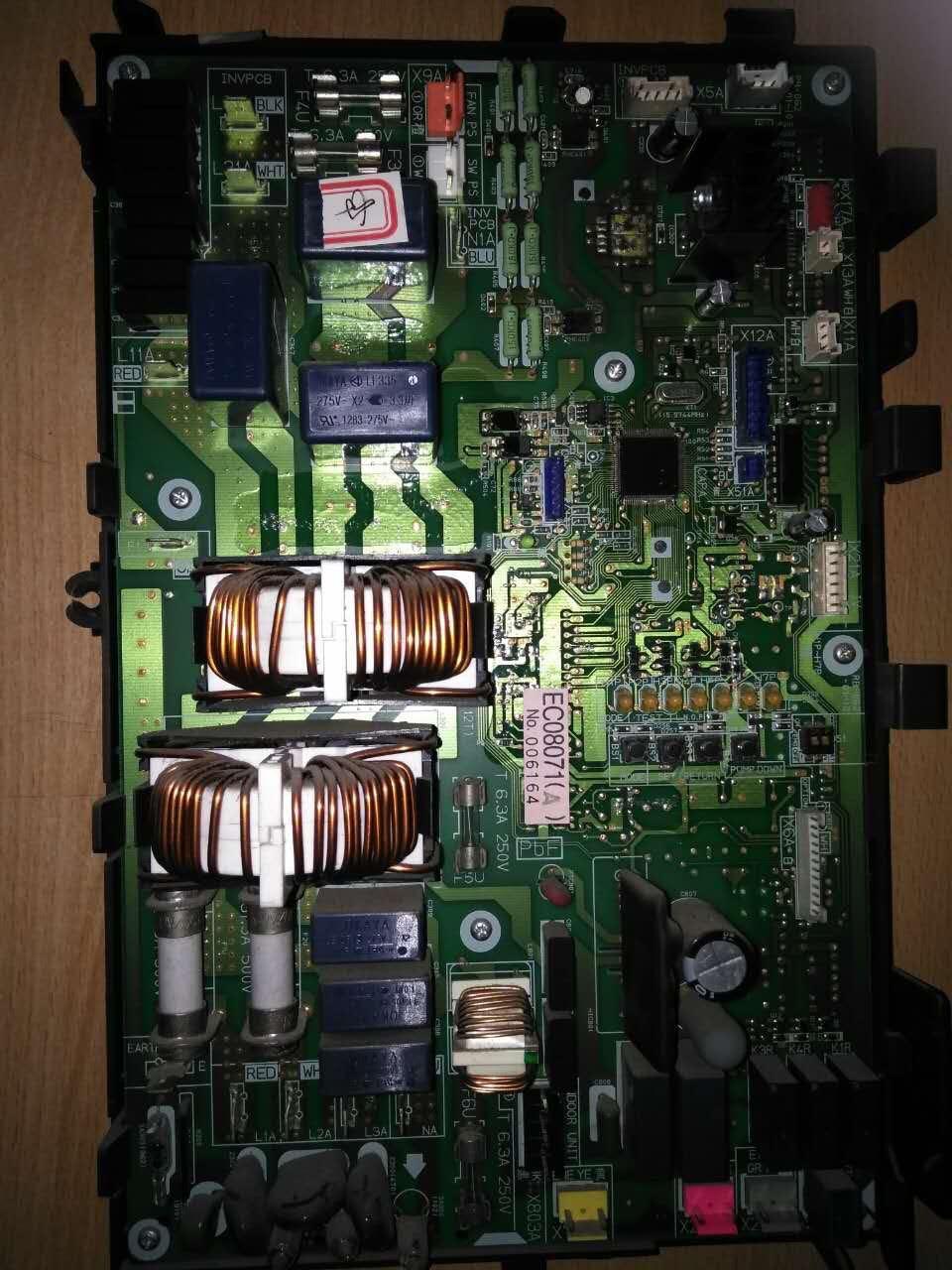 Daikin klimaanlagen - Daikin und EC08071 mainboard